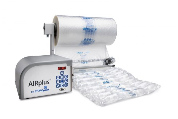 AIRplus Mini machine with cushion film